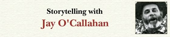 Learning Storytelling with Jay O'Callanan